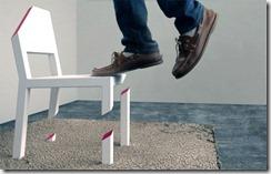 sedia-senza-gambe